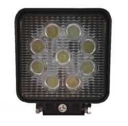 LED Werklamp Vrachtwagen Bestelwagen Trekker 12V en 24V 2200 Lumen-0