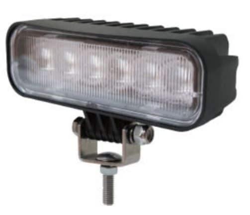 LED Werklamp Vrachtwagen Bestelwagen Trekker Heavy Duty 12V en 24V 1440 Lumen ip36k-3218