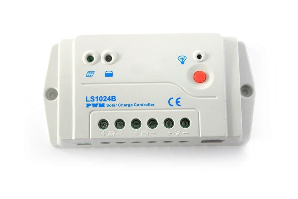 100W 12V Daglichtpaneel SET / Zonnepaneel + 10A laadregelaar + Solar kabel TENSOTRAX-3317