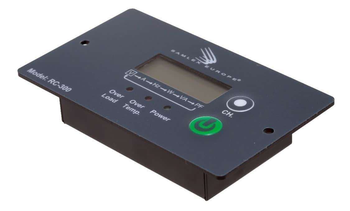 Samlex SWI 1600-24 Zuivere sinus omvormer 24 naar 230 Volt 1600 Watt-3289