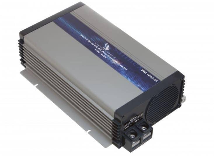 Samlex SWI 1600-24 Zuivere sinus omvormer 24 naar 230 Volt 1600 Watt-0