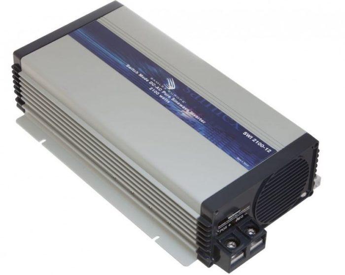 Samlex SWI 2100-12 Zuivere sinus omvormer 12 naar 230 Volt 2100 Watt-0