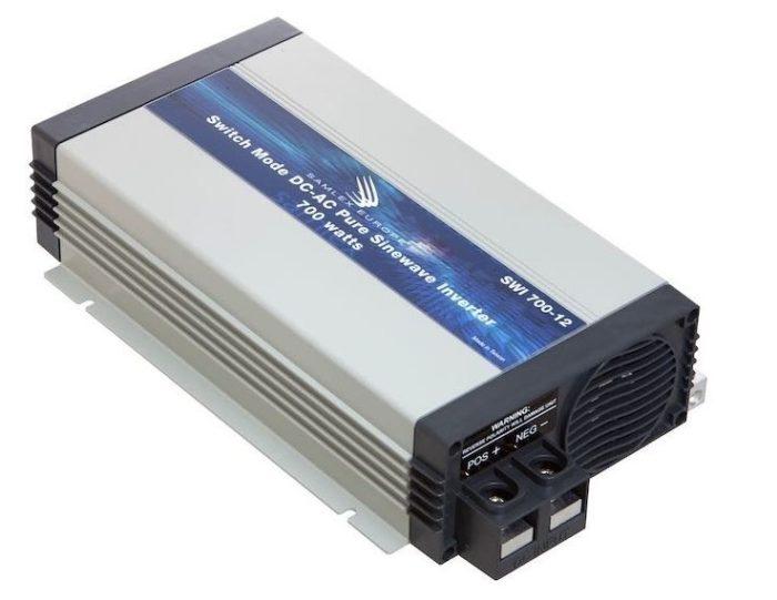 Samlex SWI 700-12 Zuivere sinus omvormer 12 naar 230 Volt 700 Watt-0