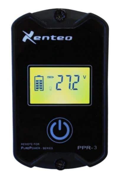 4000W 24V Continu Zuivere Sinus Omvormer (8000W Piekvermogen) + Kabels + Afstandsbediening-3358